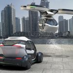 Airbus' Drone-Car Is The Ultimate Traffic-Beater