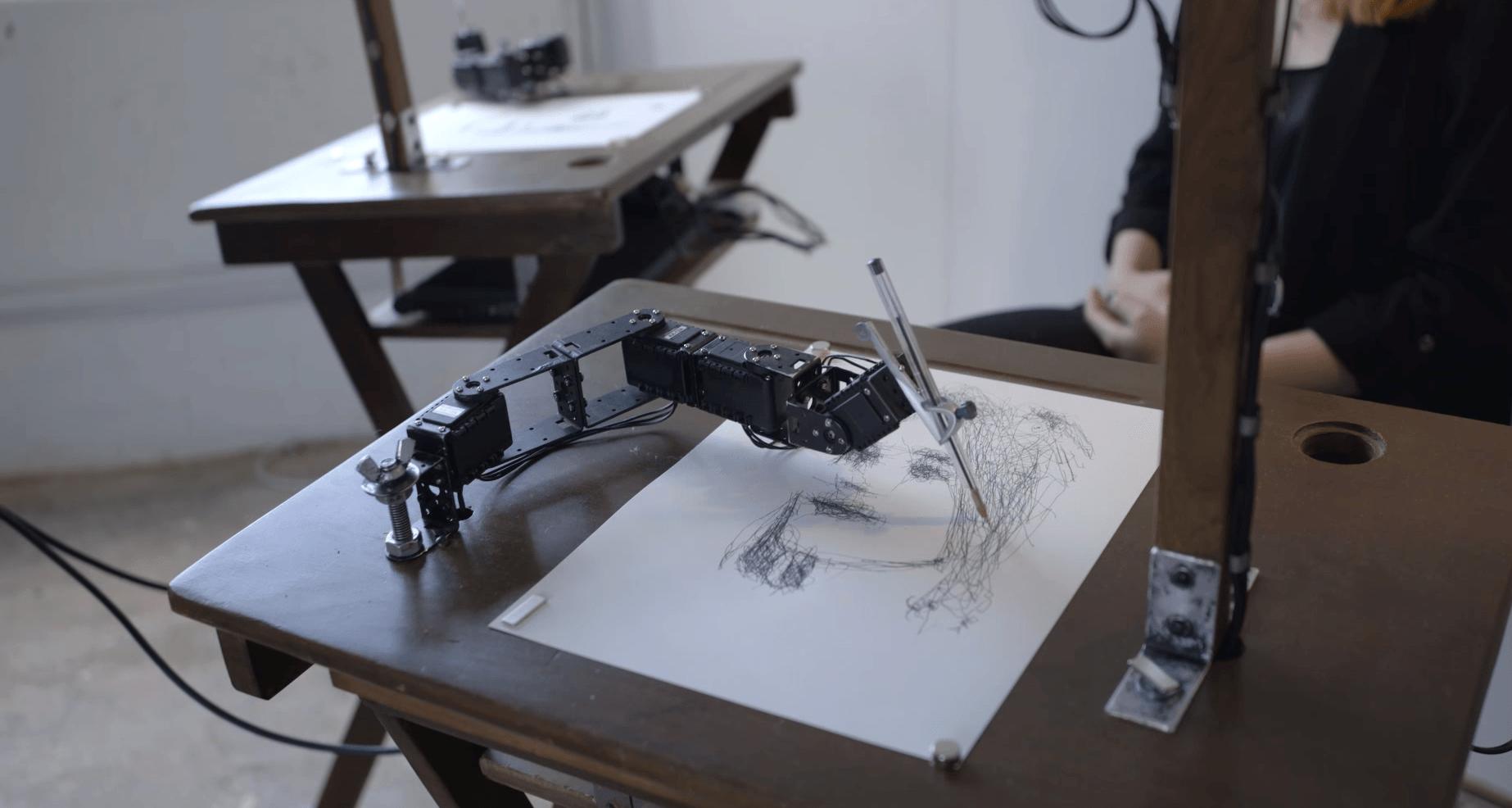 Meet The Robot Teacher