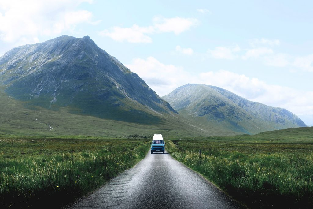 7 best campervan holidays in the UK