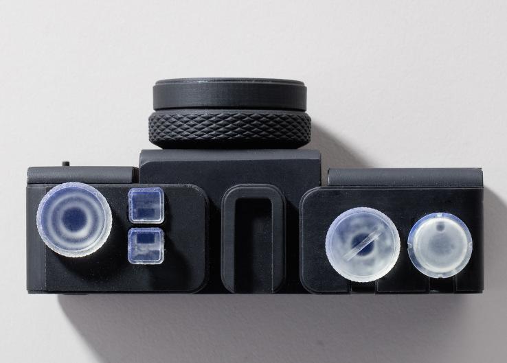 3D Printed Cameras Take A Leap Forward