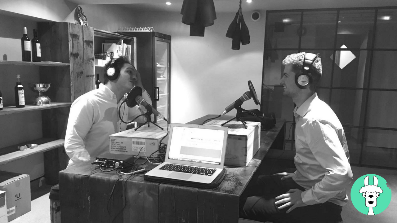Podcast 4. How To Raise £100k For Your London Startup.