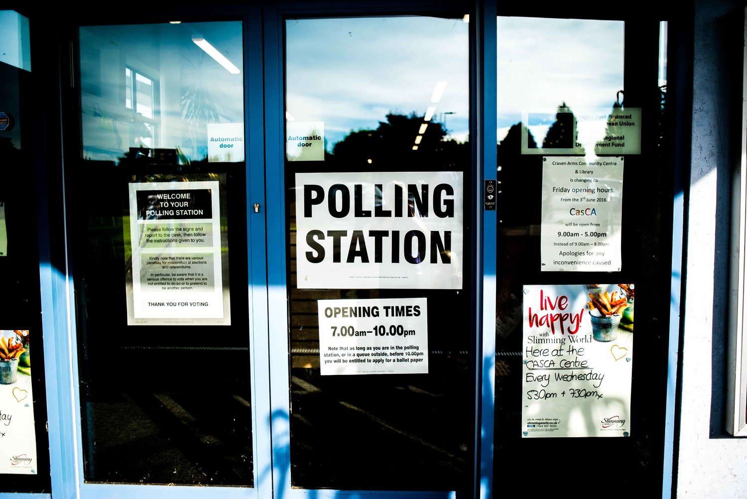 This App Lets You Practice For The Polling Booth
