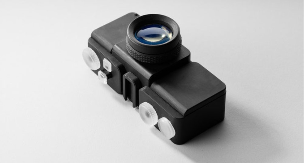 How To 3D Print A Camera