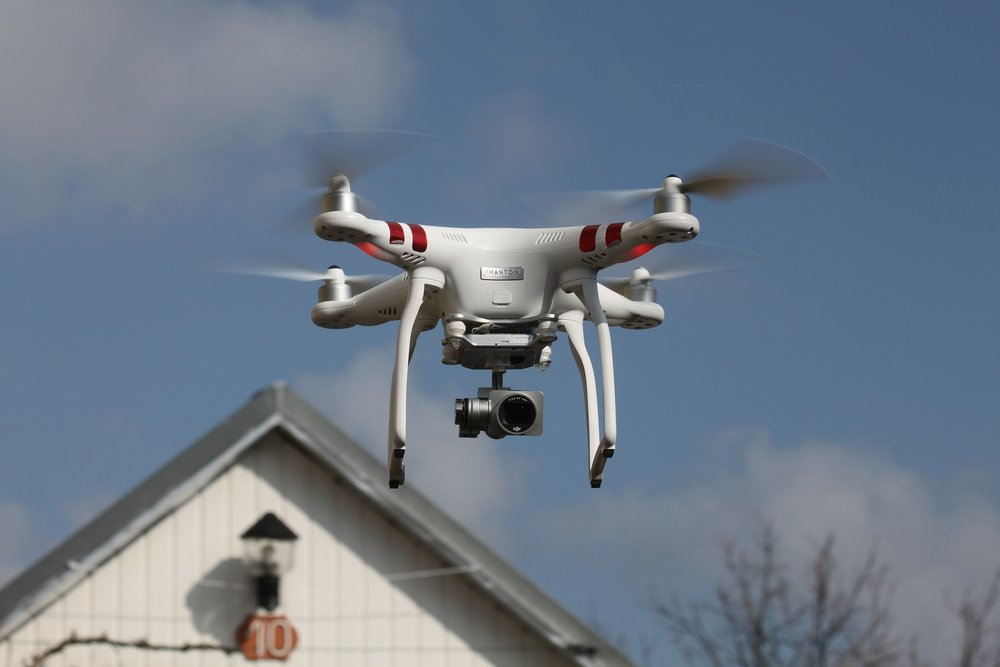 British Police Are Using Drones To Fight Crime