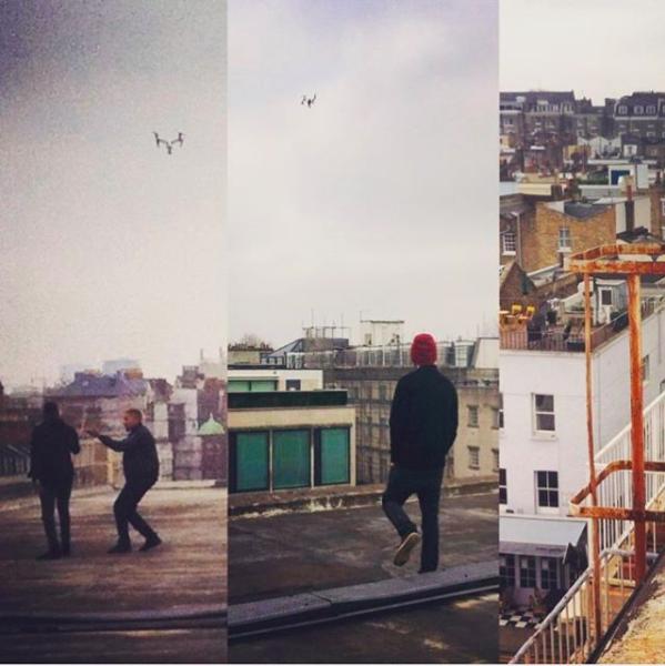 My Weekend Job: Drone Pilot