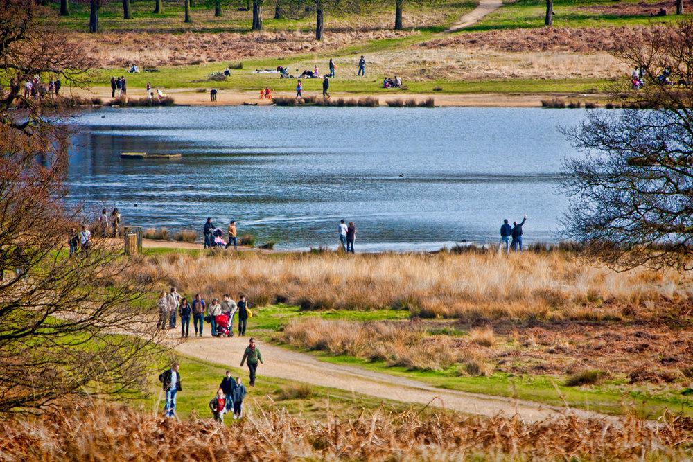 5 Of London's Best: Parks