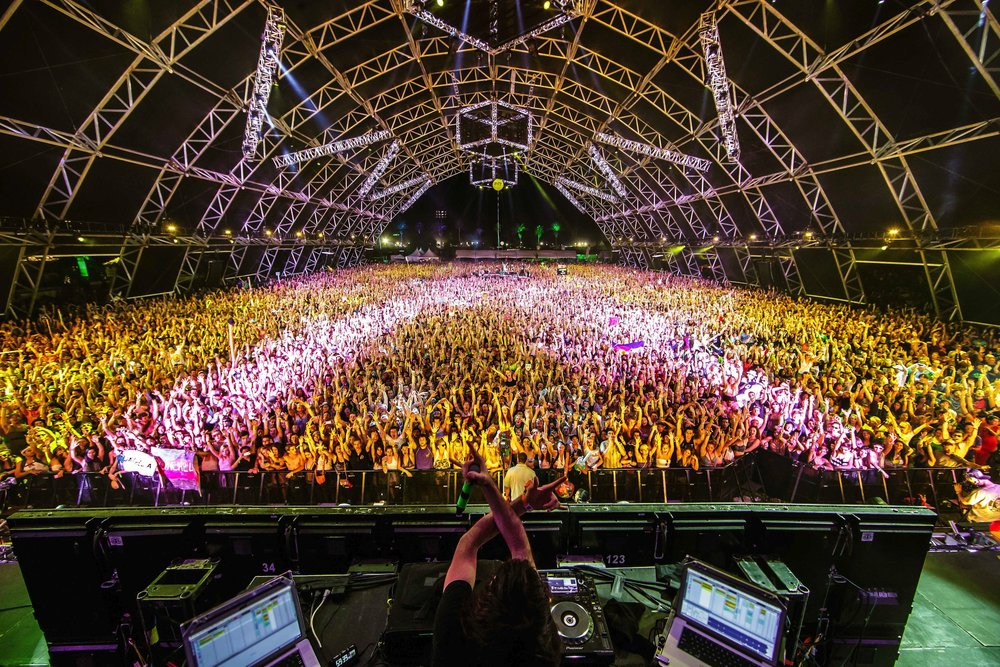 How To Watch Coachella In 360° From Your Living Room