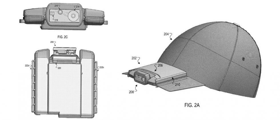 Google Has Patented A 'Camera Hat'