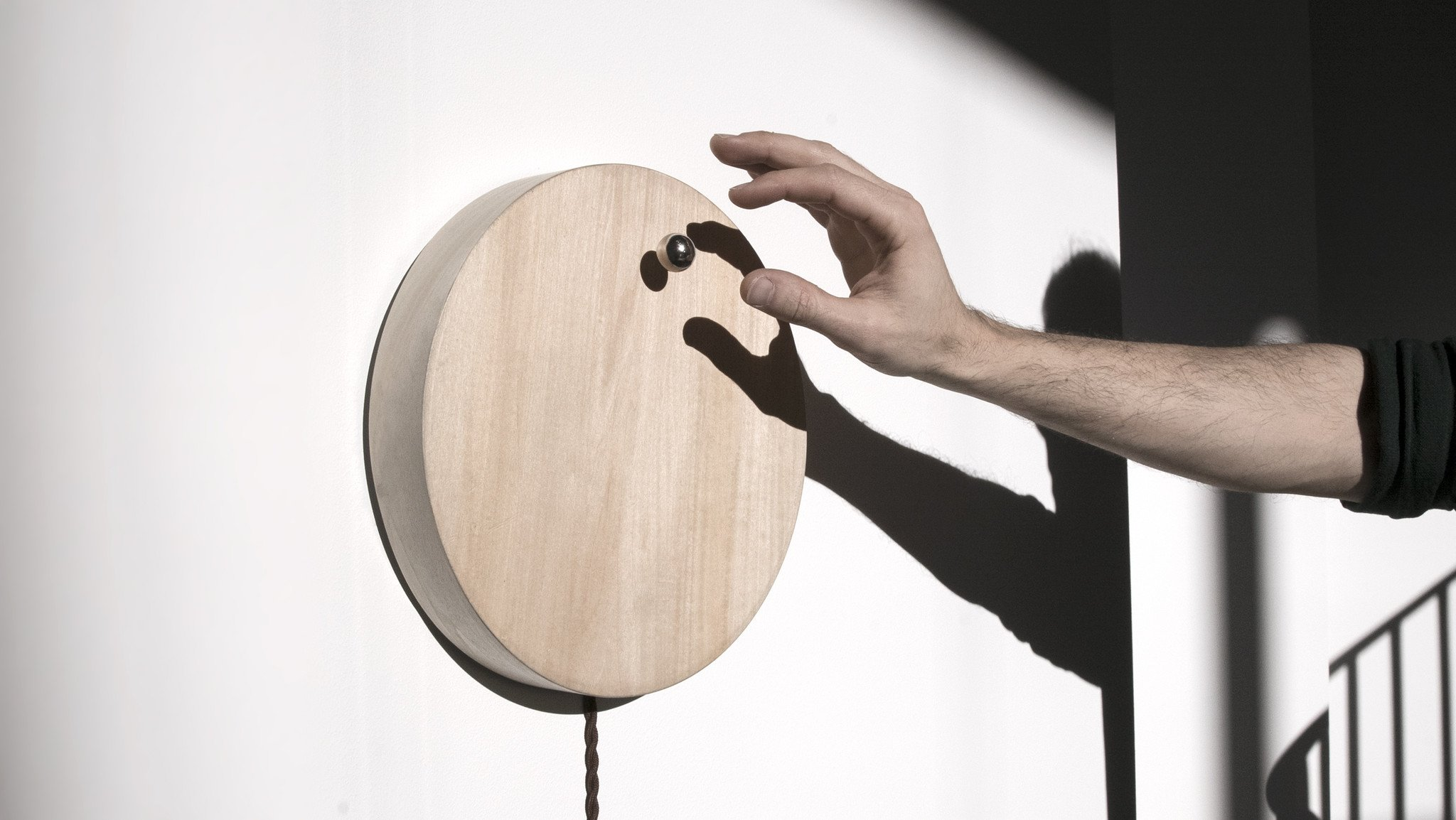 This Levitating Clock Is Both Pointless And Mesmerising