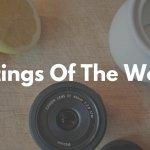 Listings Of The Week