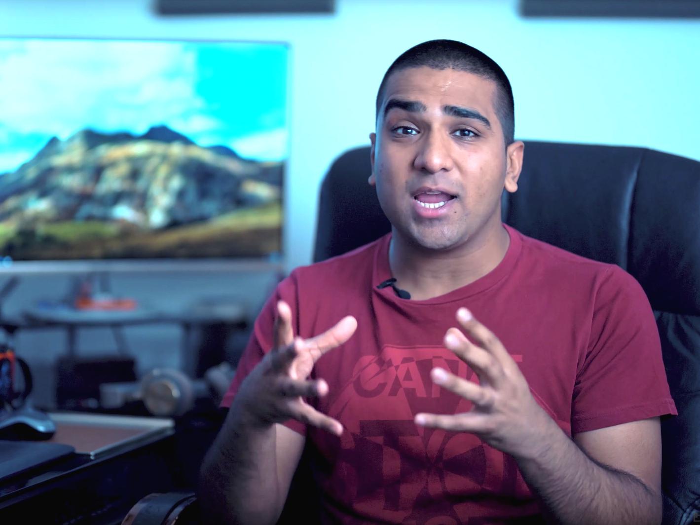 Usman: 'It Makes My Job A Lot Easier'