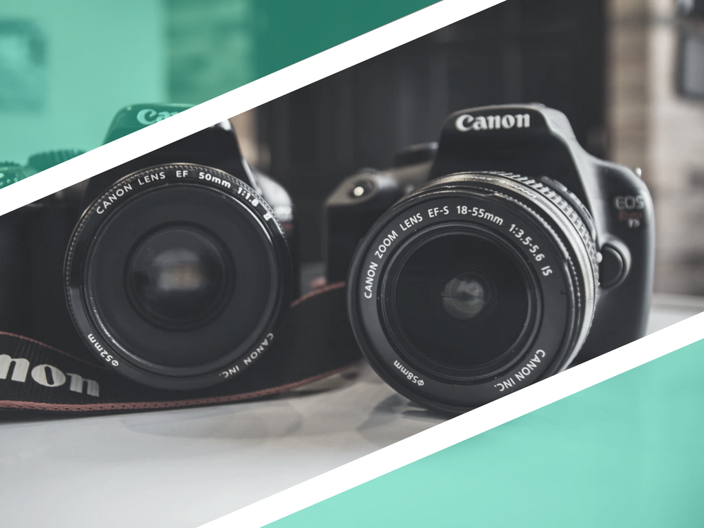 The Most Popular DSLR Cameras in Peer-to-Peer Rental