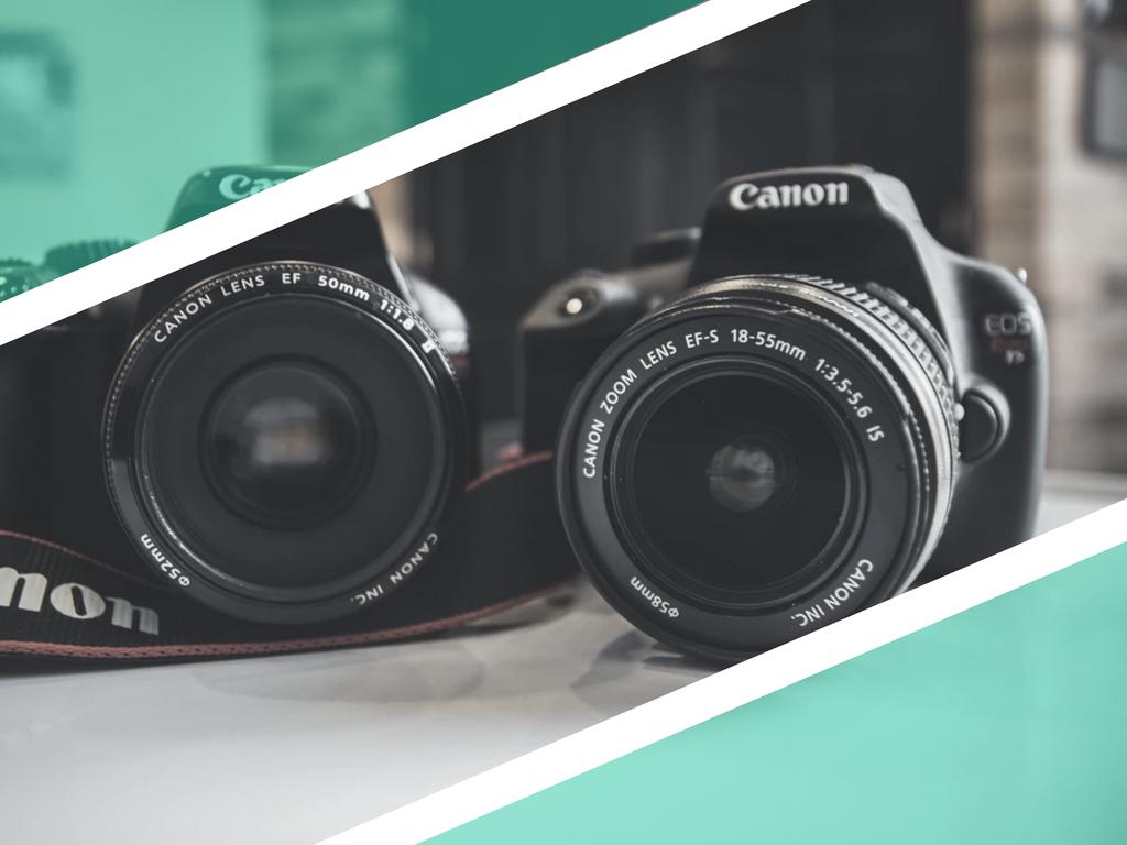 The Most Popular DSLR Cameras in Peer-to-Peer Rental